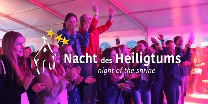 Stimmung und Spass im Festzelt (Foto: nachtdesheiligtums.de)