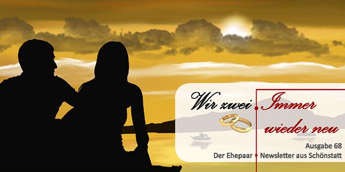 """Ehepaar-Newsletter 08/2018 """"Wir zwei - Immer wieder neu"""" (Foto: bngdesigns - pixabay.com)"""
