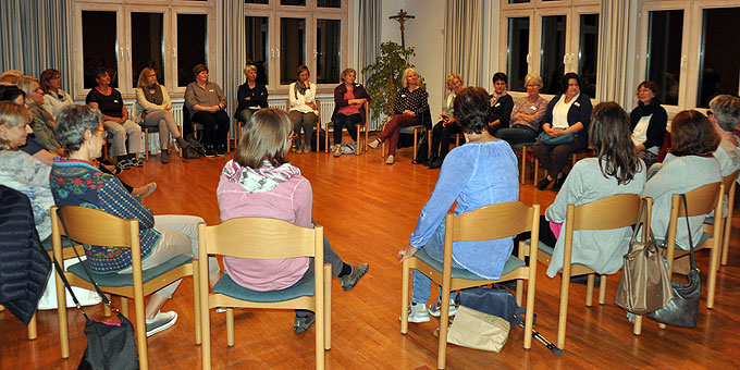 Favorit der Alternativangebote: Workshop mit Claudia Brehm (Foto: TdFLH)