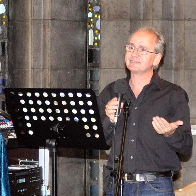 Abschlussgottesdienst mit Peter Eilichmann (Foto: TdFLH)