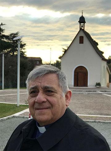 Daniele Lozano war mehrere Jahre Rektor des internationalen Schönstatt-Zentrums Belmonte in Rom (Foto: Löhr)