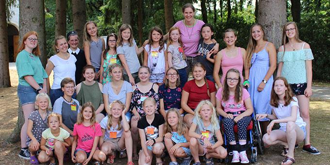 Alle Teilnehmerinnen (Foto: Imwalle)
