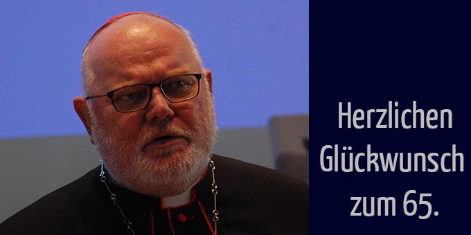 Kardinal Reinhard Marx, Erzbischof von München und Freising (Foto: Brehm)
