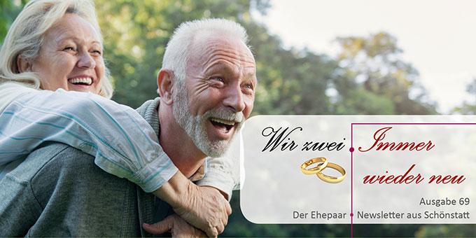 "Ehepaar-Newsletter 09/2018 ""Wir zwei - Immer wieder neu"" (Foto: (c) Tijana - fotolia.com)"