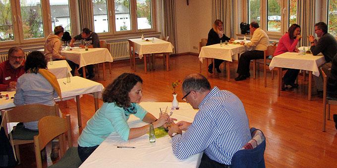 Gut angenommene Workshop-Angebote (Foto: SAL)