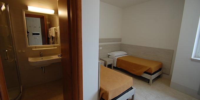 Zimmer in Belmonte (Foto: Brehm)