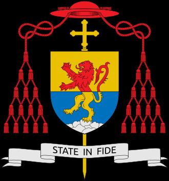 Wappen von Kardinal Farrell