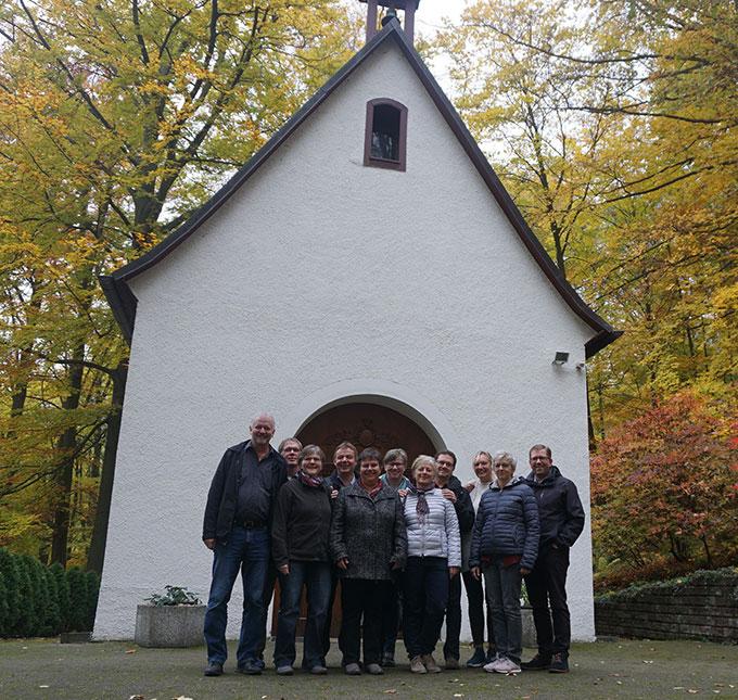 Herbststimmung am Heiligtum (Foto: Fella)