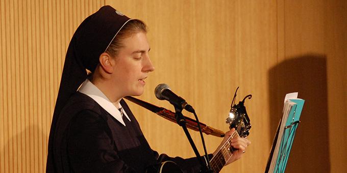 Schwester M. Jennifer (Foto: Brehm)