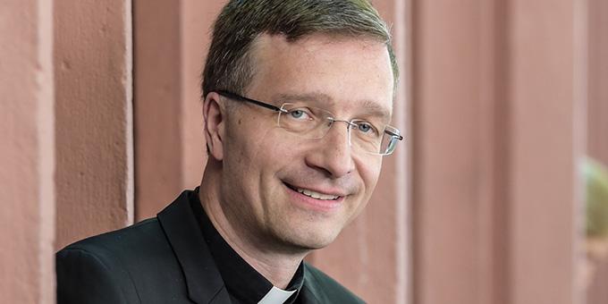 Dr. Michael Gerber wird Bischof im Bistum Fulda (Foto: Bistum Fulda)