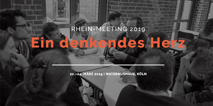 Thema Rhein-Meeting 2019