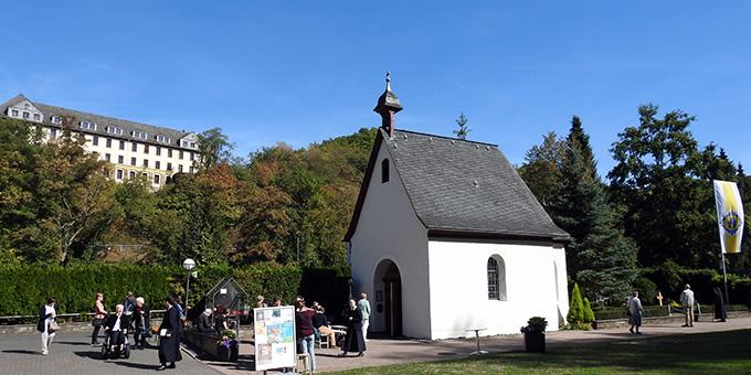 Urheiligtum Schönstatt / Vallendar (Foto: McClay)