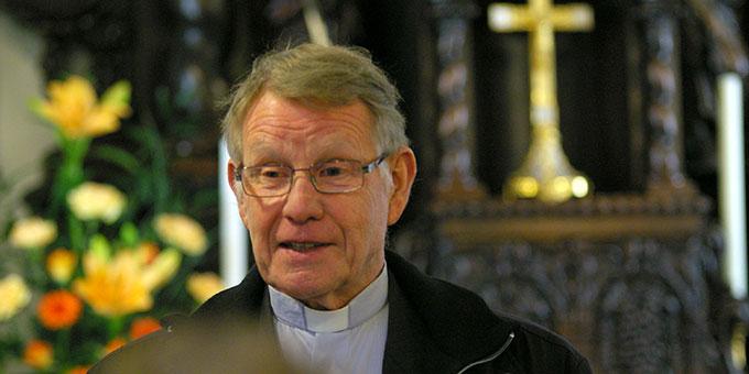 Pater Marmann: Rektor des Urheiligtums (Foto: Neiser)