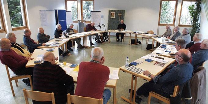 Besinnungstag für Männer in Oberkirch (Foto: M. Schemel)