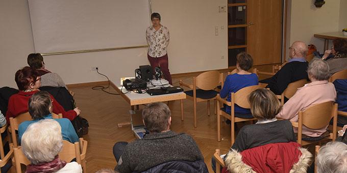 Filmabend im katholischen Pfarrheim (Foto: Kröper)