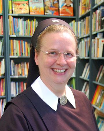 Schwester M. Doria Schlickmann (Foto: Brehm)