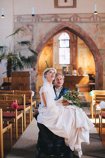 Samuel Koch und Sarah Elena Timpe, seit Sommer 2016 verheiratet, sind Schirmherren der MarriageWeek 2019 (Foto: AUTOR)