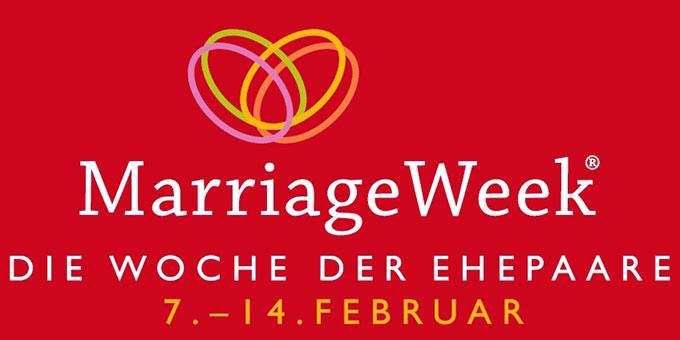 Wortmarke MarriageWeek (Foto: marriage-weeek.de)