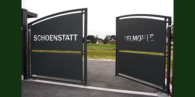 Willkommen im internationalen Schönstatt-Zentrum Belmonte, Rom (Foto: Brehm)