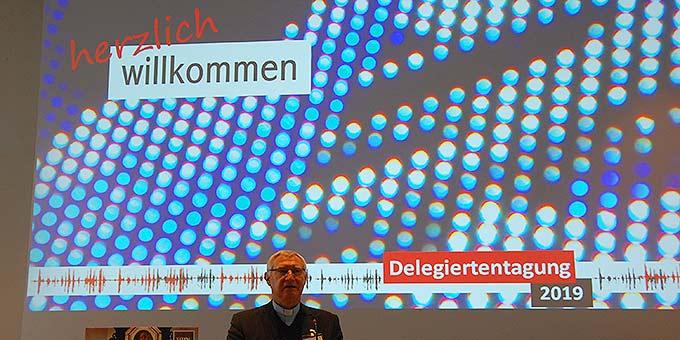 Die Delegiertentagung 2019 tagte im Pater-Kentenich-Haus auf Berg Schönstatt, Vallendar  (Foto: Brehm)
