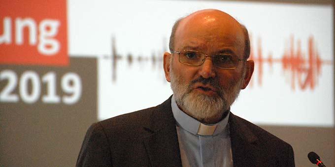 Pater Heinrich Walter (Foto: Brehm)