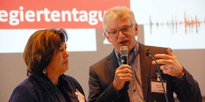 Gertrud und Norbert Jehle (Foto: Brehm)