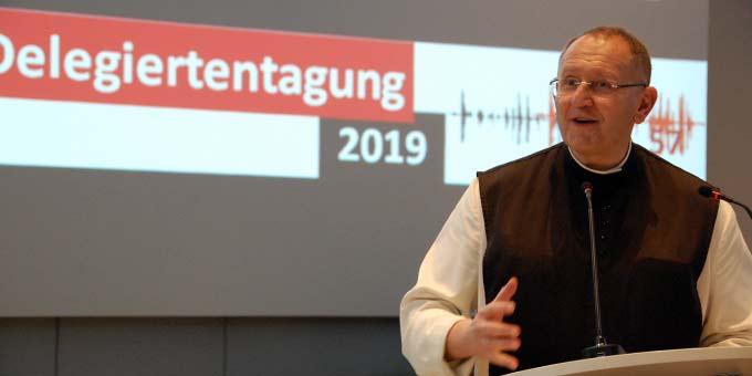 Prof. Pater Dr. Karl Wallner OCist, Heiligenkreuz, Österreich (Foto: Brehm)