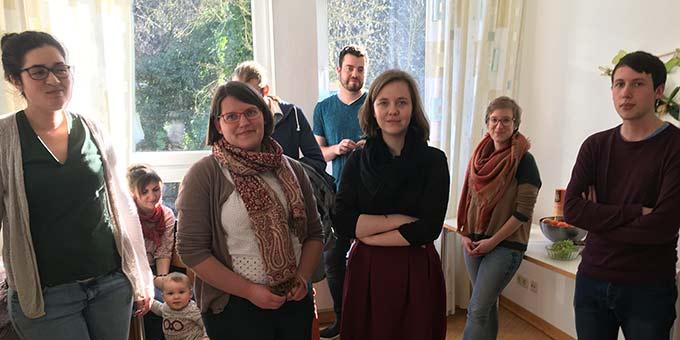 Neben dem Blick auf das Team wurden natürlich auch operative Fragen besprochen (Foto: Birringer)