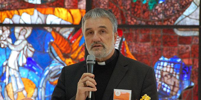 Thomas Maria Renz, Vortrag: Auftrag und Sendung der Kirche heute  (Foto: Brehm)