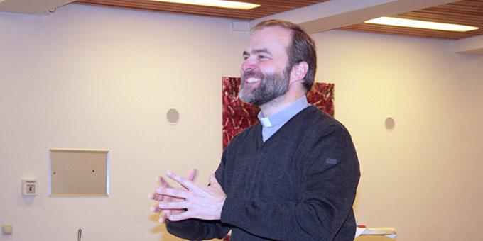 Pater Stefan Strecker (Foto: Kirschner)