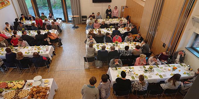 Eine gute Adresse für Frauen: Der Morgentreff in Heek (Foto: Helmich)