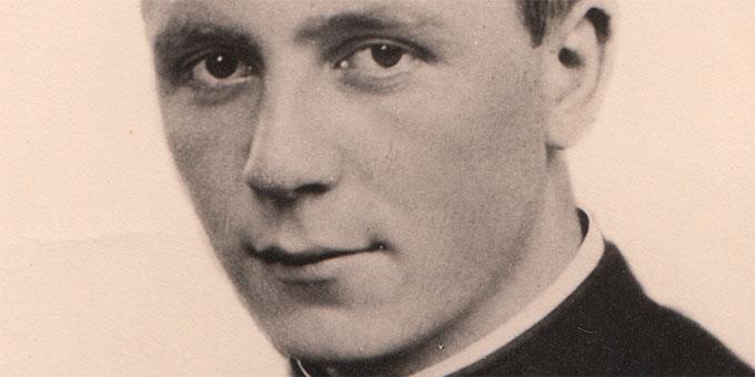 Fritz Esser (Archiv-Foto: Schönstatt)