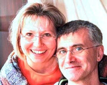 Ehepaar Mirjam und Istvan Bechtold modertierten den Kongress (Foto: privat)