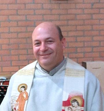 Pater Pablo Javier Pos, Argentinien, wird neuer Rektor der Gnadenkapelle in Vallendar (Foto: Schönstatt-Patres)