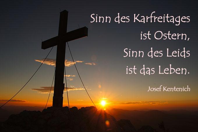 Gipfelkreuz mit Sonnenaufgang (Foto: Martin Str, Pixabay)