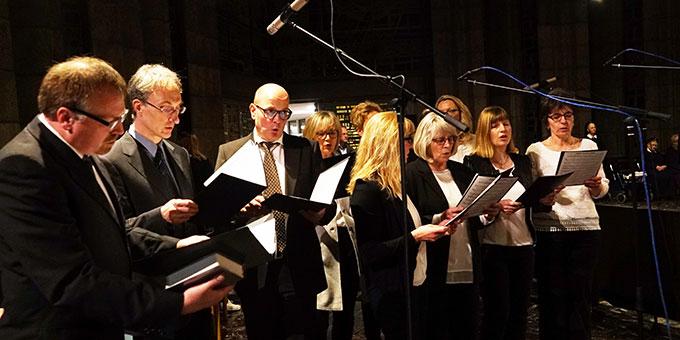 Der Chor Notabene, Baisingen (Foto: privat)