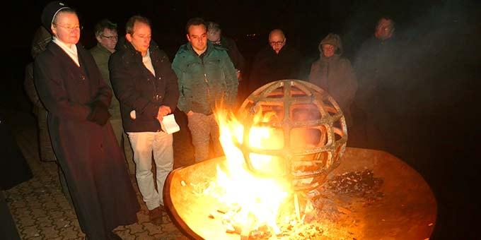 """Englingfeuer: """"Wir sind zur Liebe bereit …"""" (Foto: PrPH)"""