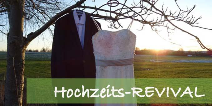 "Einladungsflyer ""Hochzeits-Revival"" - Cover (Foto: Büdel)"
