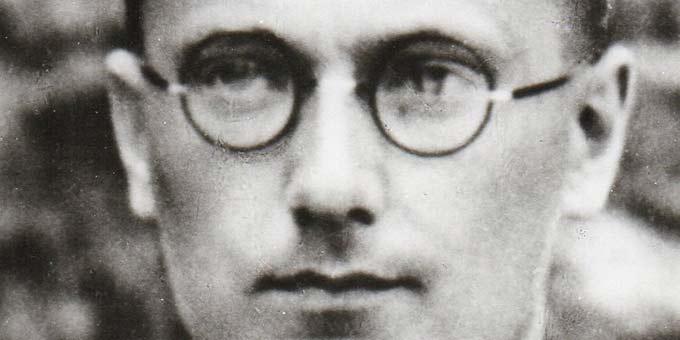 Franz Reinisch, vermutlich 1934 (Foto: Archiv)