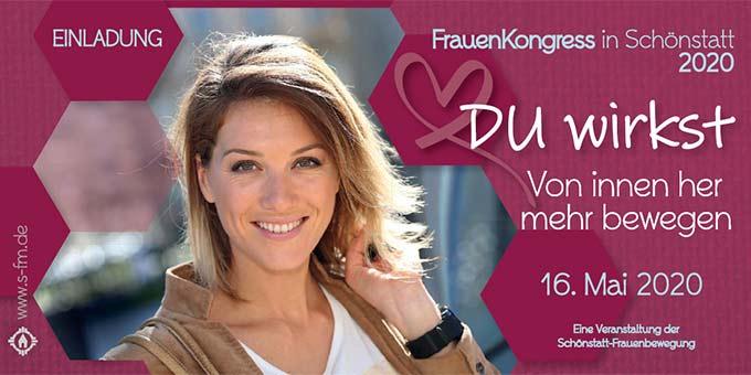 Frauenkongress 2020 in Schönstatt, Vallendar