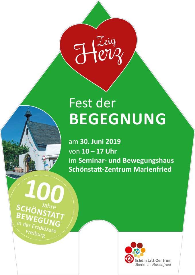 100 Jahre Schönstatt in der Erzdiözese Freiburg