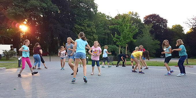 Sommertage der Schönstattbewegung Mädchen/Junge Frauen - SchönstattMJF am Niederrhein  (Foto: Sara Göllmann)