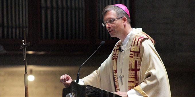 Predigt: Bischof Dr. Michael Gerber, Fulda (Foto: Grabowska)