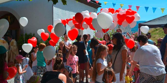 Fest der Begegnung am 30. Juni 2019 im Schönstatt-Zentrum in Oberkirch (Foto: Schönstattbewegung Oberkirch)
