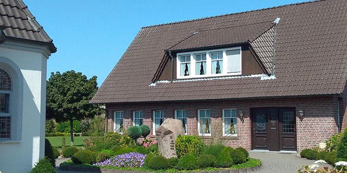 Der Verein sorgt für Haus und Heiligtum (Foto: Kalicki)