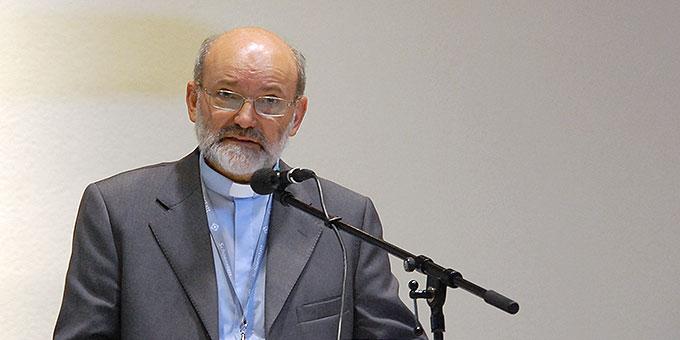 Pater Heinrich Walter, Internationale Koordinationsstelle der Schönstatt-Bewegung (Foto: Brehm)