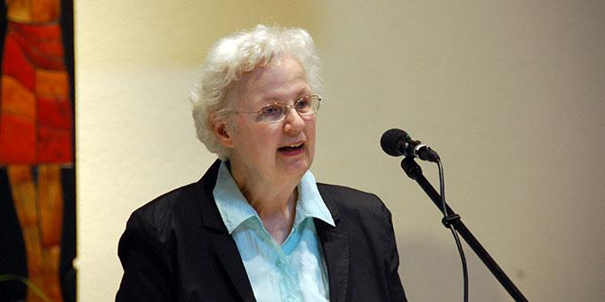 Schwester Dr. M. Nurit Stosiek, Schönstatt, Vallendar (Foto: Brehm)