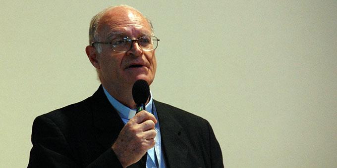 Pater Juan Pablo Catoggio, Vorsitzender des Generalpräsidiums des internationalen Schönstattwerkes  (Foto: Brehm)