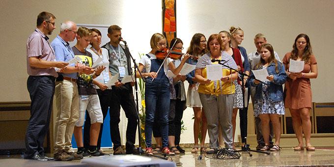 Beitrag aus dem Schönstatt-Familienbund Ungarn (Foto: Brehm)