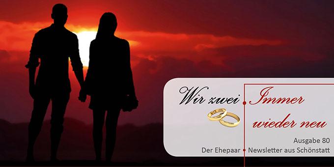 "Ehepaar-Newsletter 08/2019 ""Wir zwei - Immer wieder neu"" (Foto: Rene Rauschenberger, pixabay.com)"